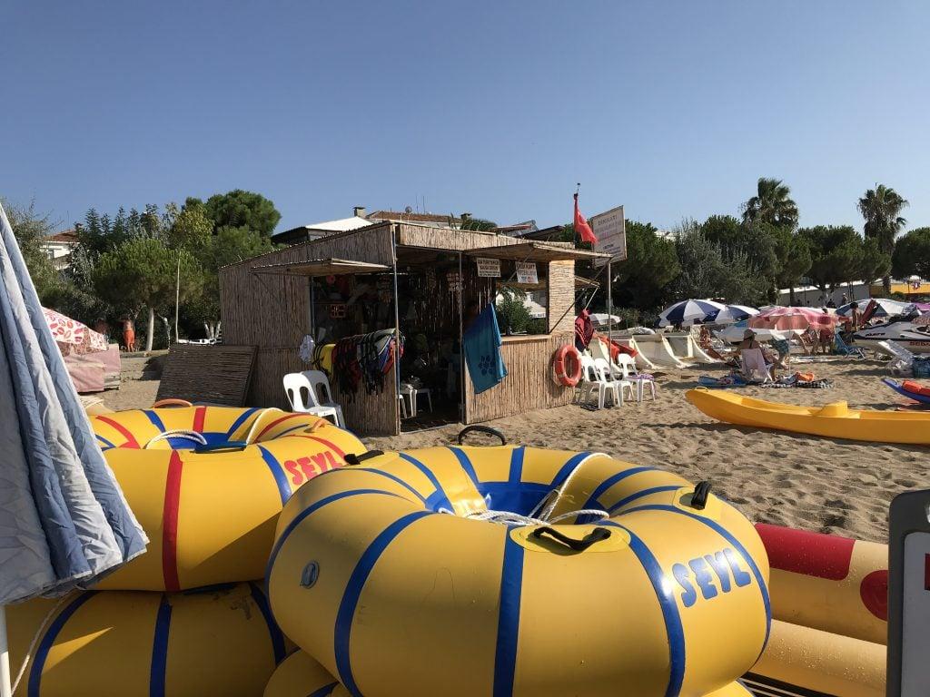 Avşa Adası su sporları