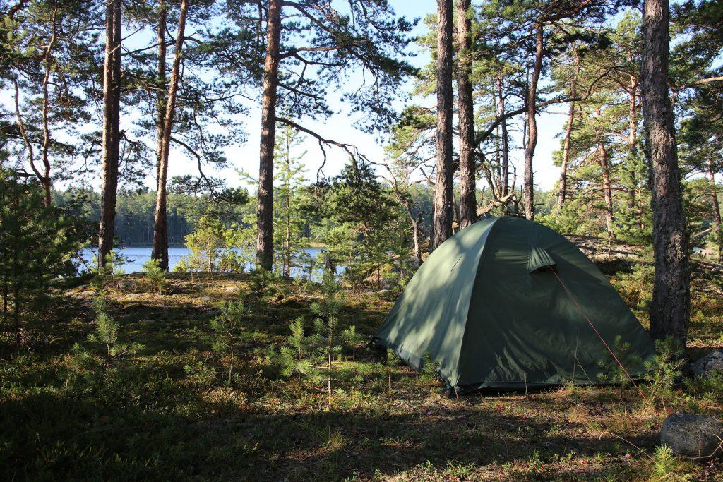 Avşa Adası Çadır Ve Kamp Alanları