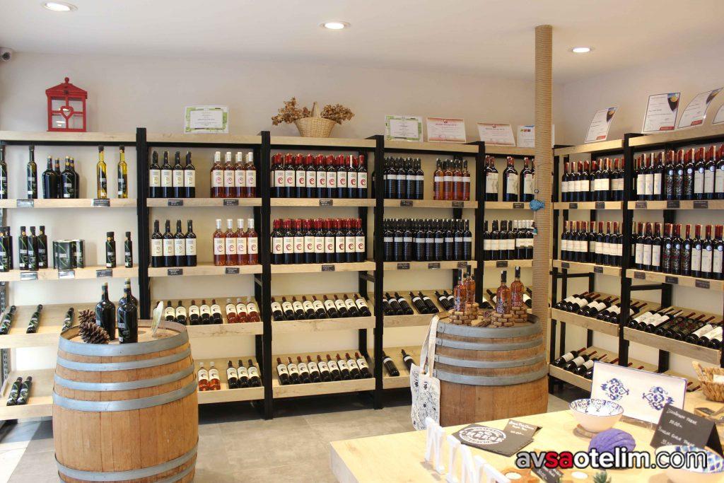 Avşa Adası Şarap Fabrikası ve Şarap Fiyatları