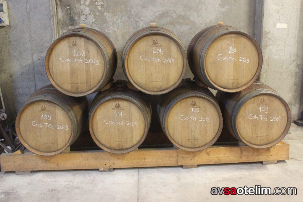 Avşa Adası Şarapları ve Fabrikaları