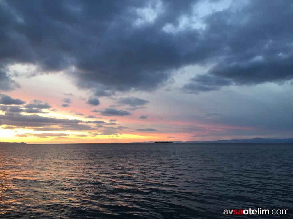 avşa adası hava durumu