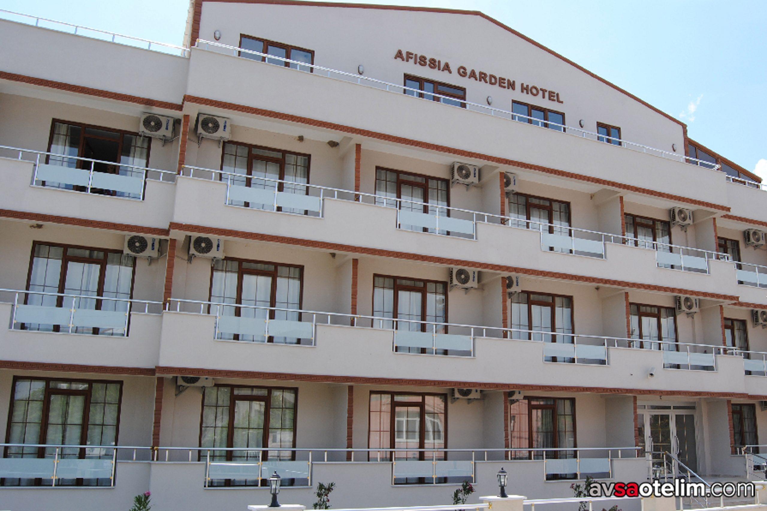 Avşa Adası Afissia Garden Hotel