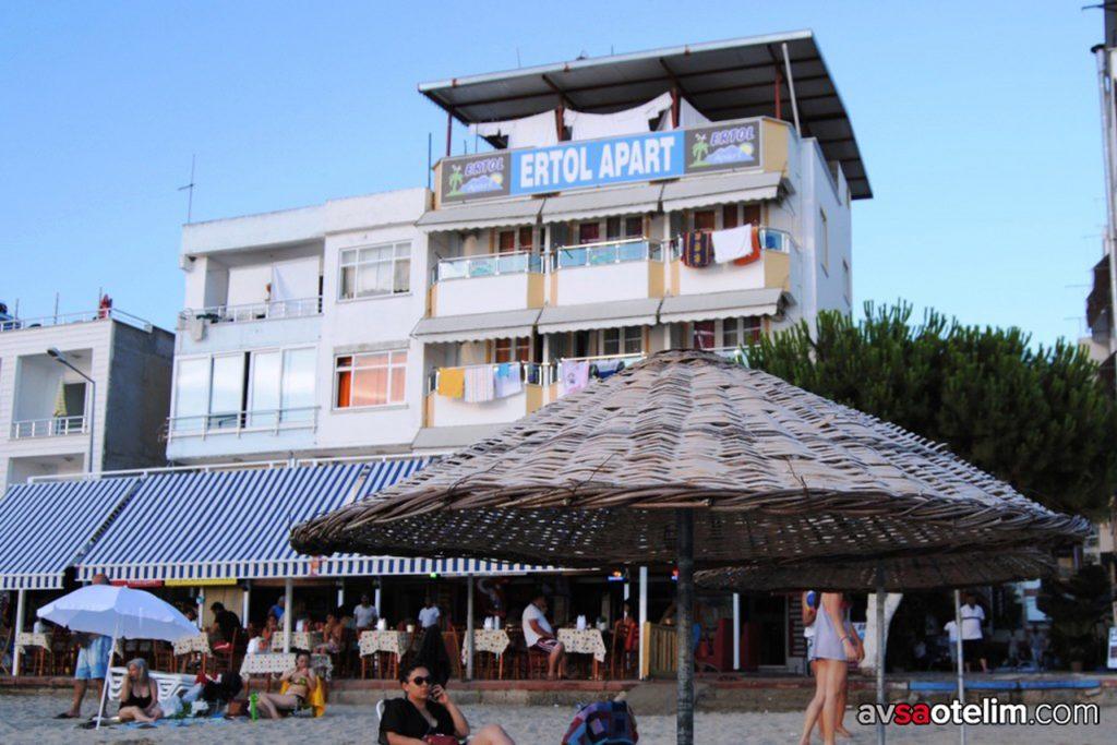 Avşa Adası Ertol Apart