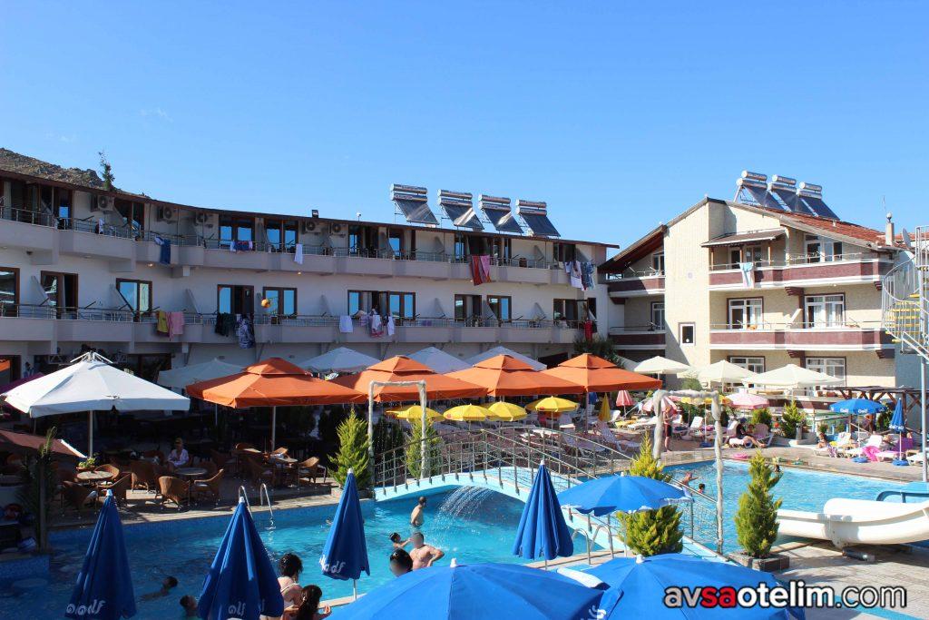 Avşa Adası Bahar Aqua Resort Otel