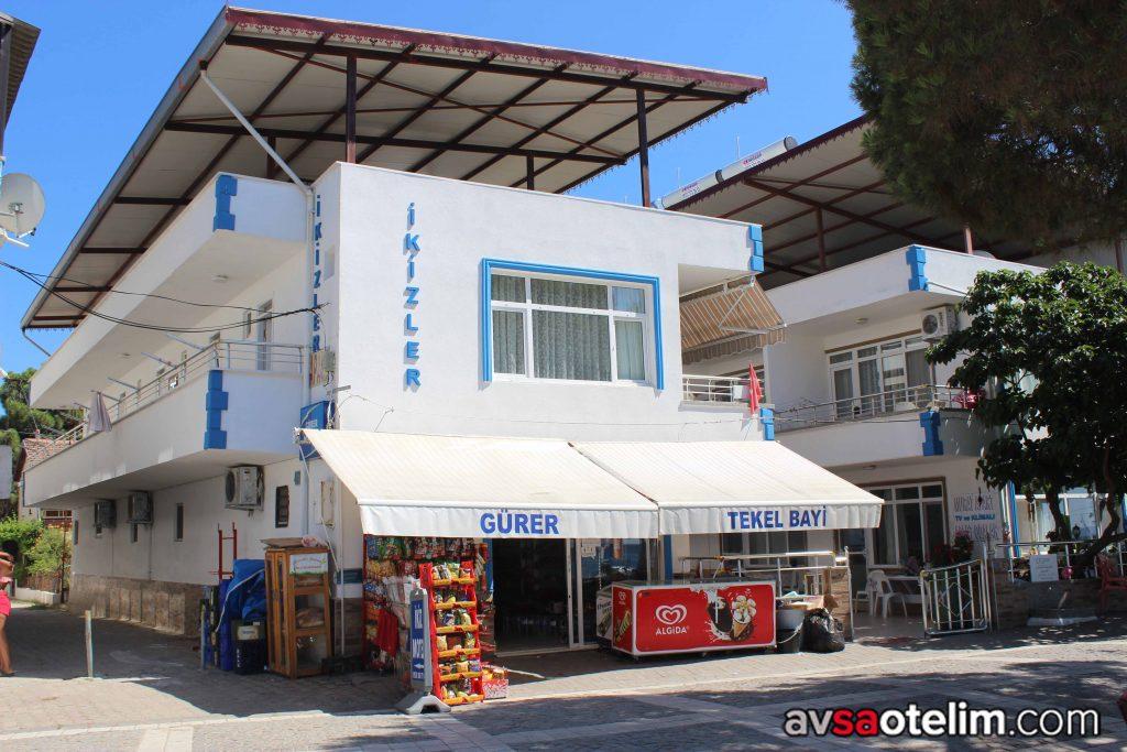 Avşa Adası İkizler Motel