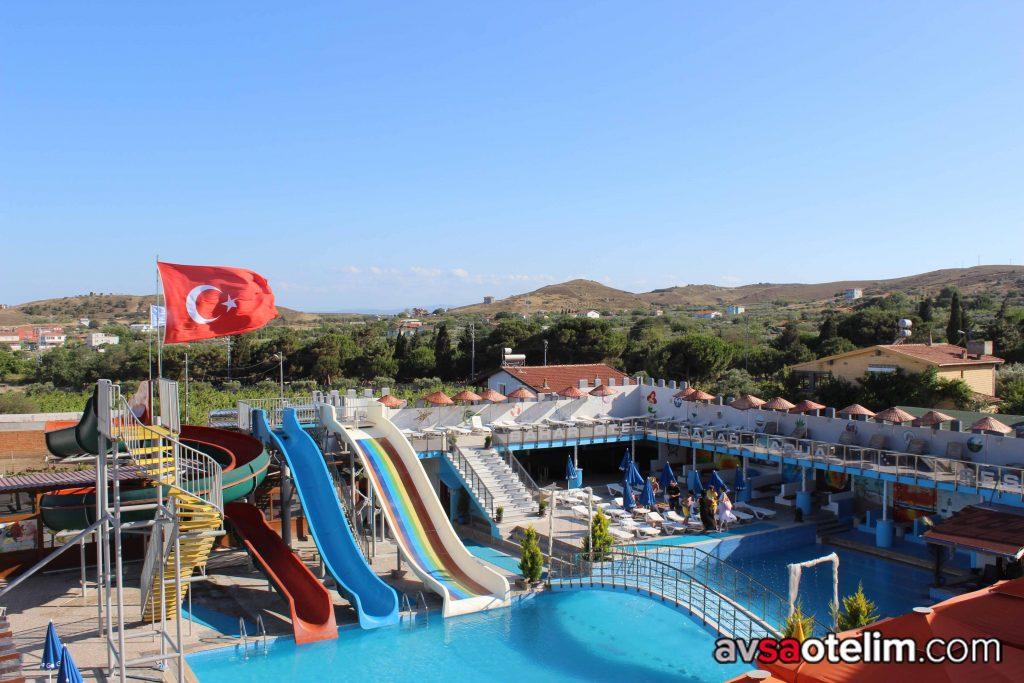 Avşa Adası Bahar Motel
