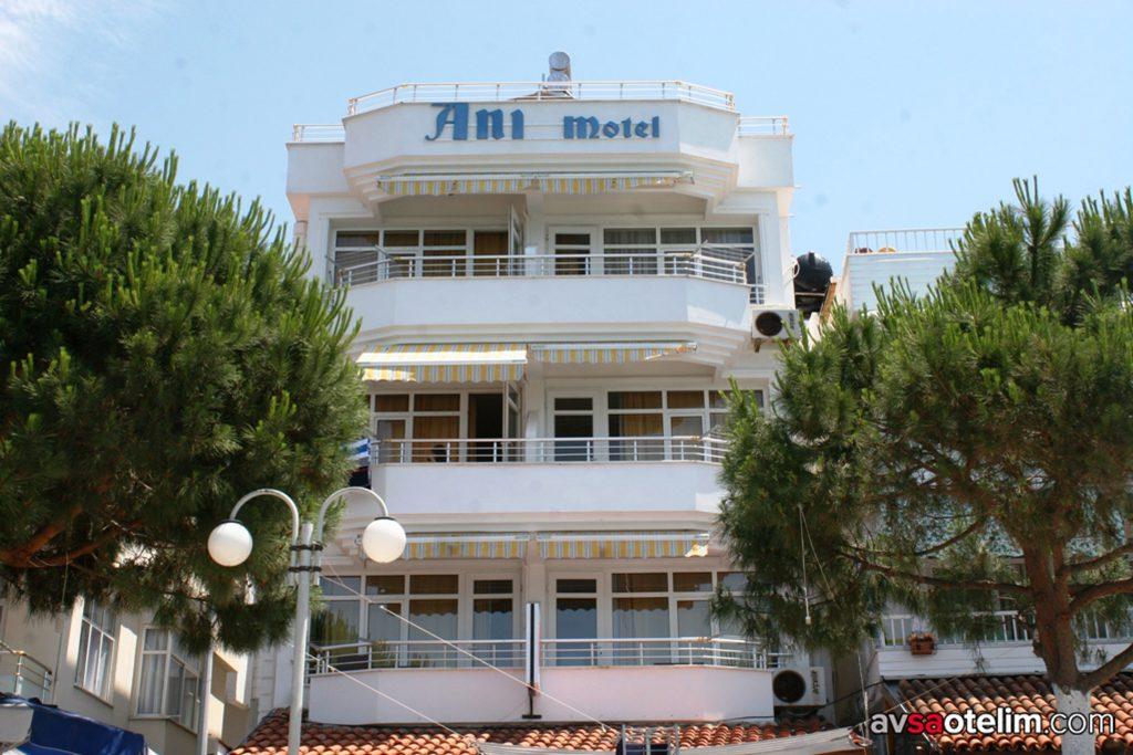 Avşa Adası Anı Motel
