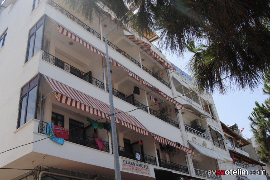 Avşa Adası Class Motel