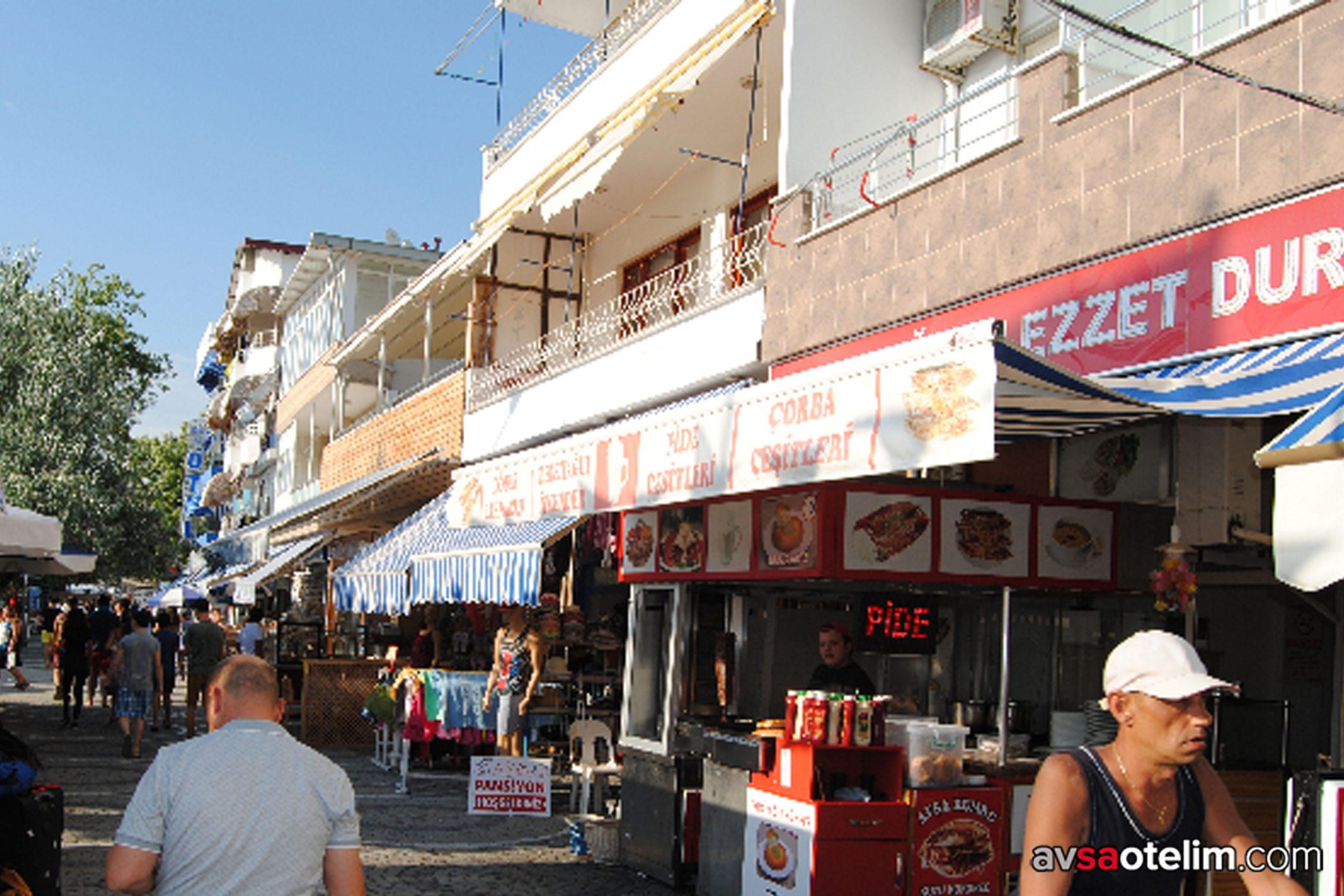 Avşa Adası Lezzet Durağı Restoran