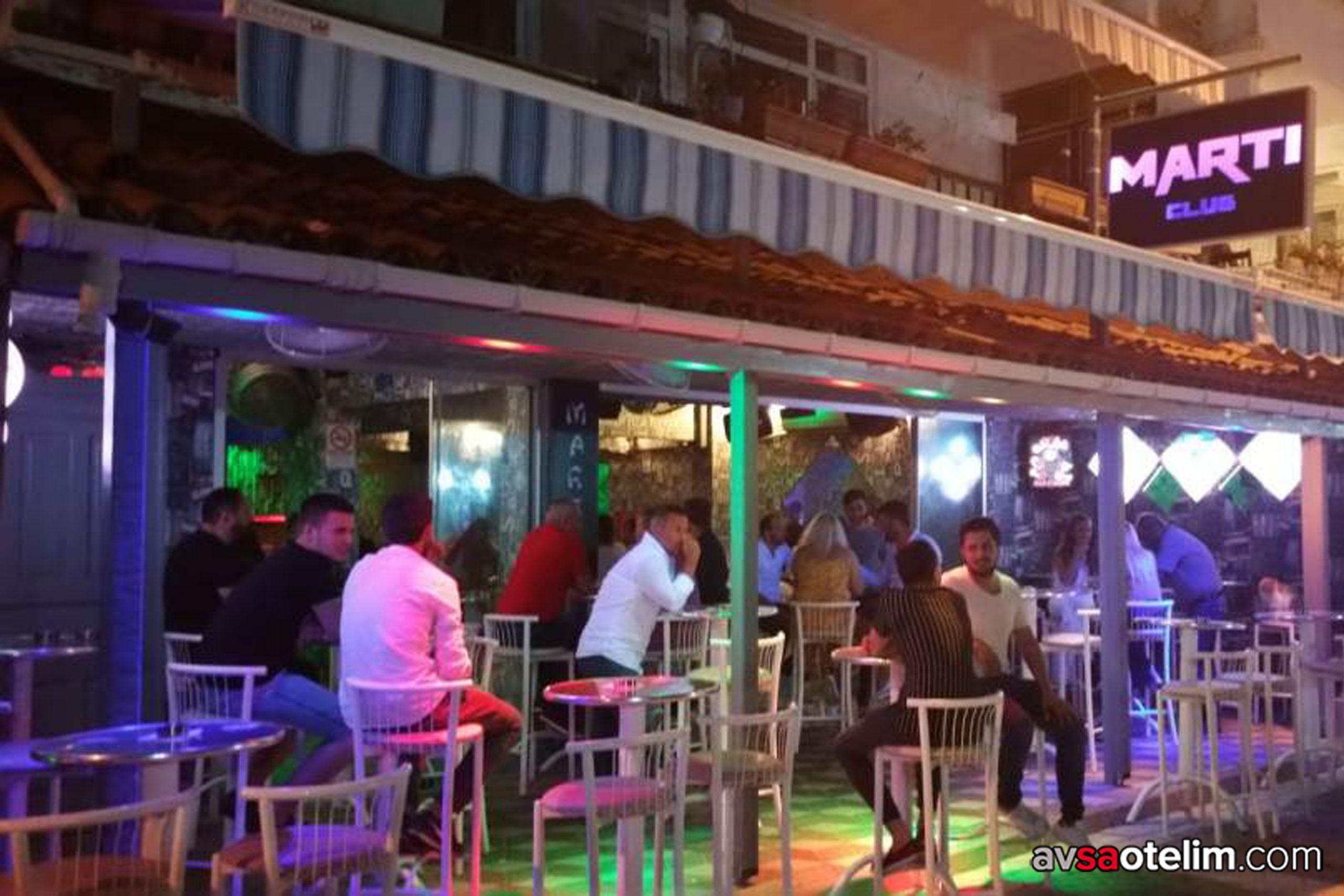Avşa Adası Martı Bar