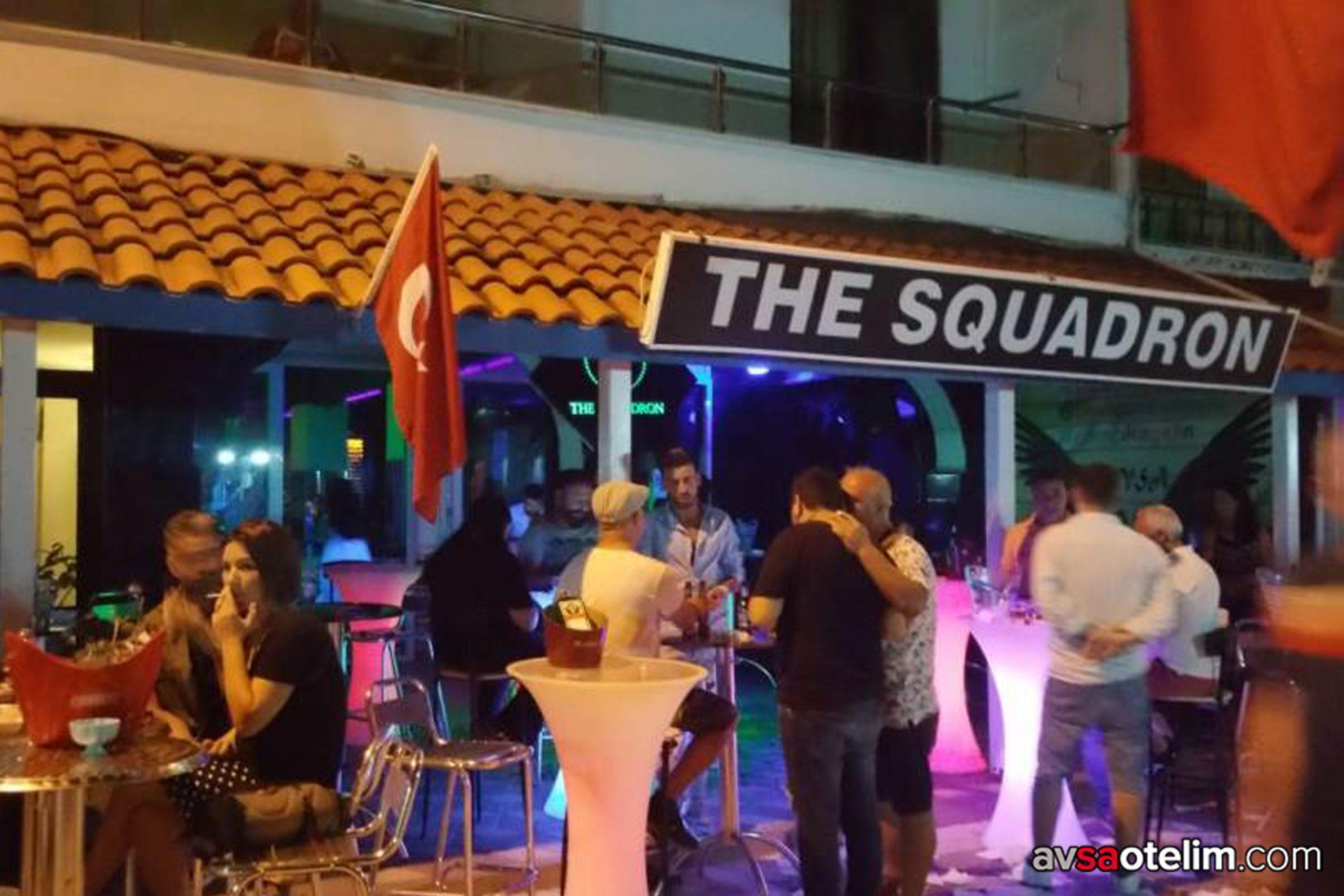 Avşa Adası Squadron Bar