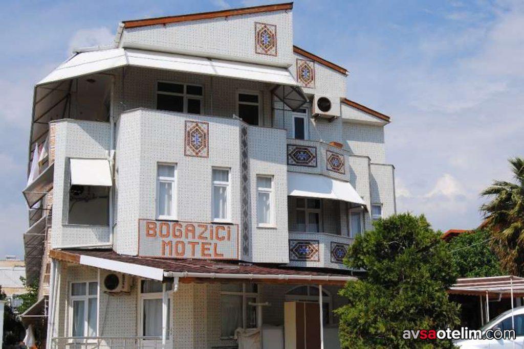 Avşa Adası Boğaziçi Motel