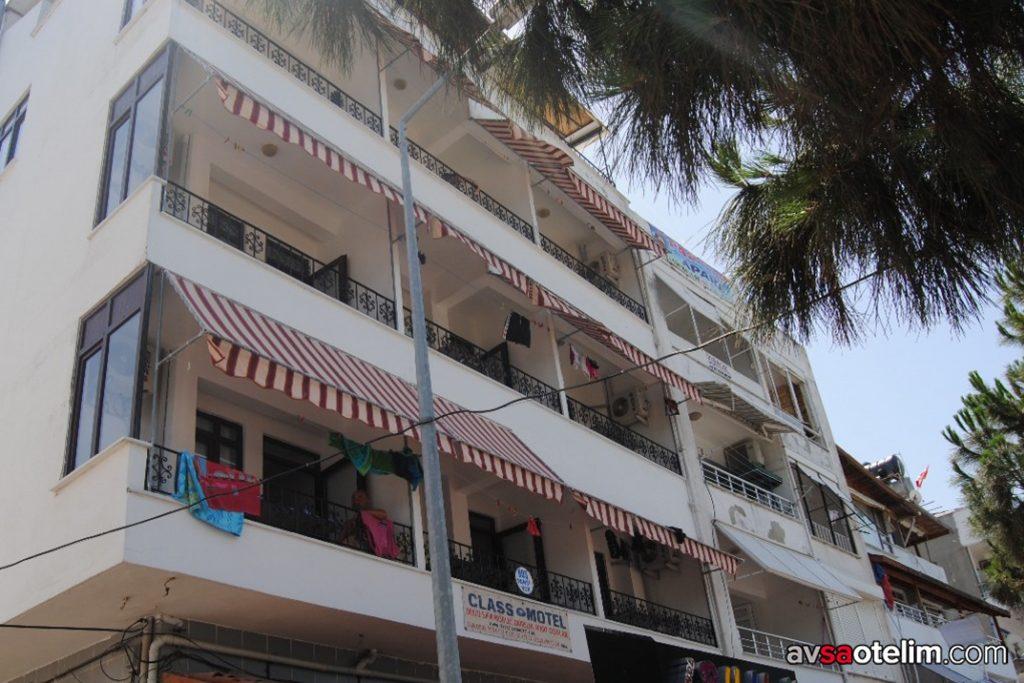 Avşa Adası Class Apart Motel