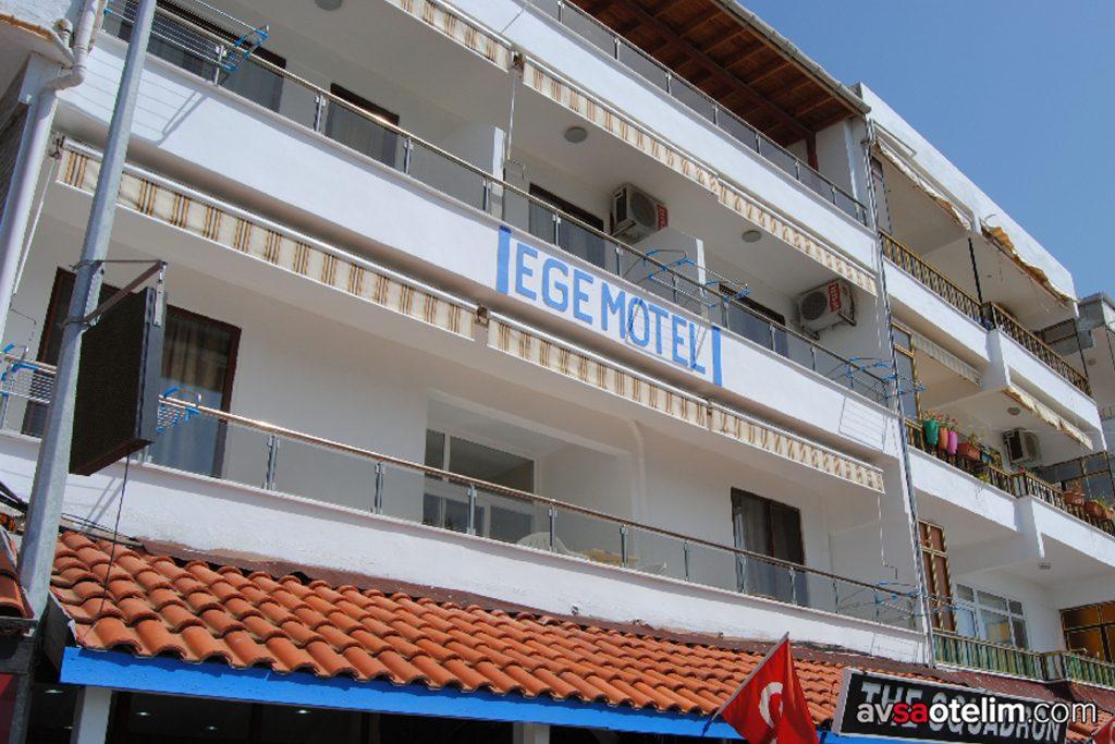 Avşa Adası Ege Motel