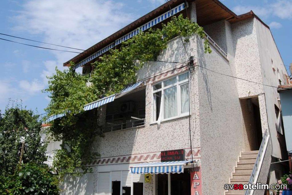Avşa Adası Erdoğan Apart