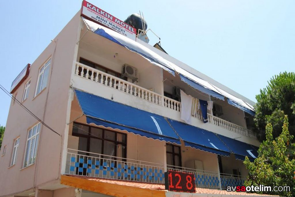 Avşa Adası Kalkın Motel