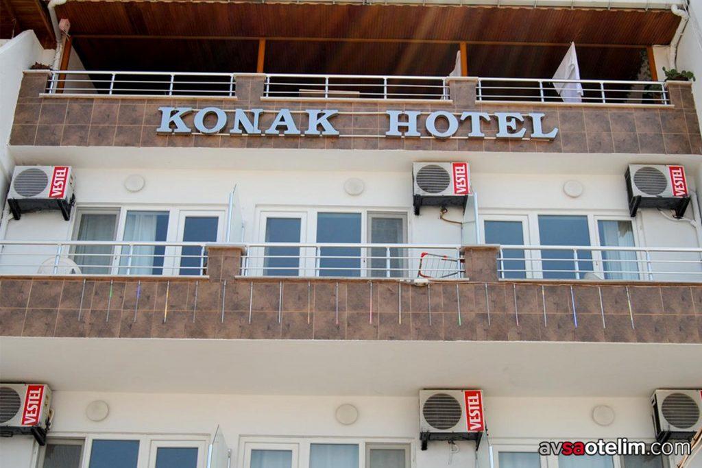 Avşa Adası Konak Hotel