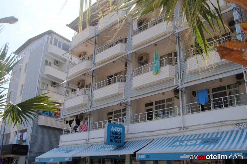 Avşa Adası Manyas Motel