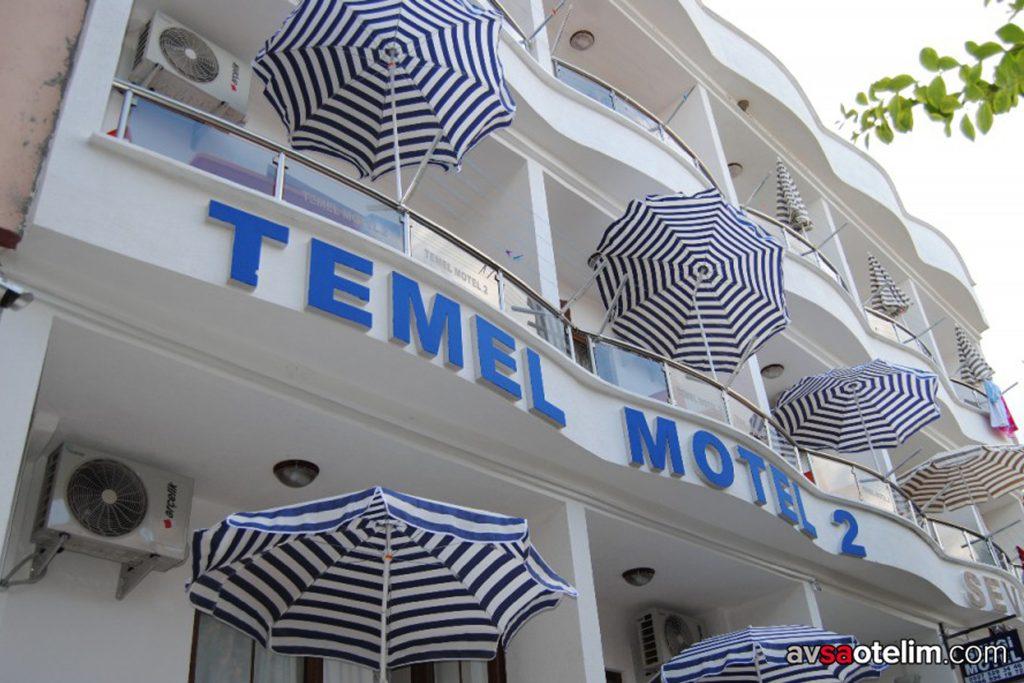 Avşa Adası Temel Motel