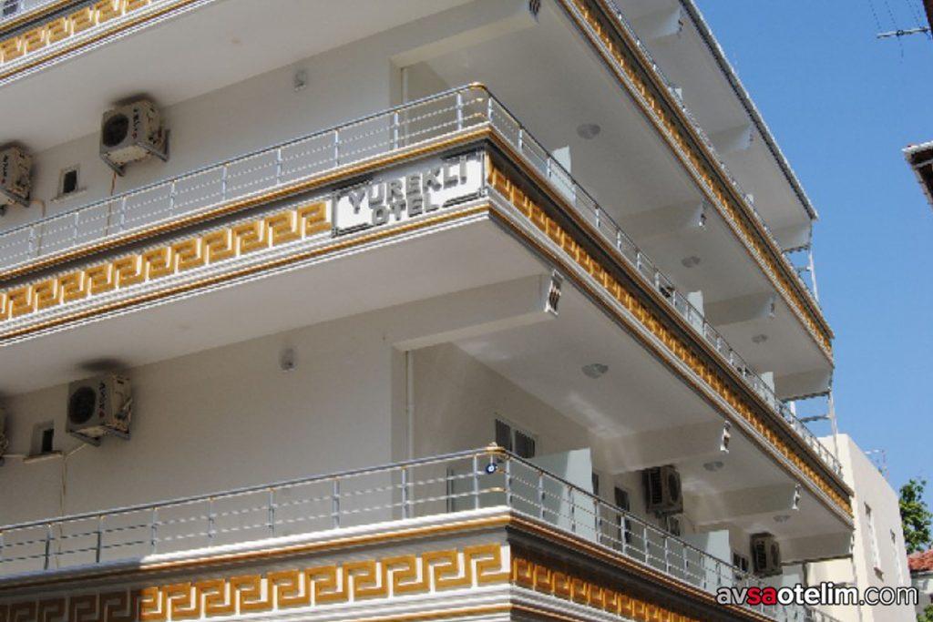 Avşa Adası Yürekli Apart Otel