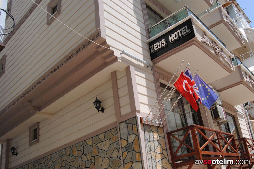 Avşa Adası Zeus Hotel