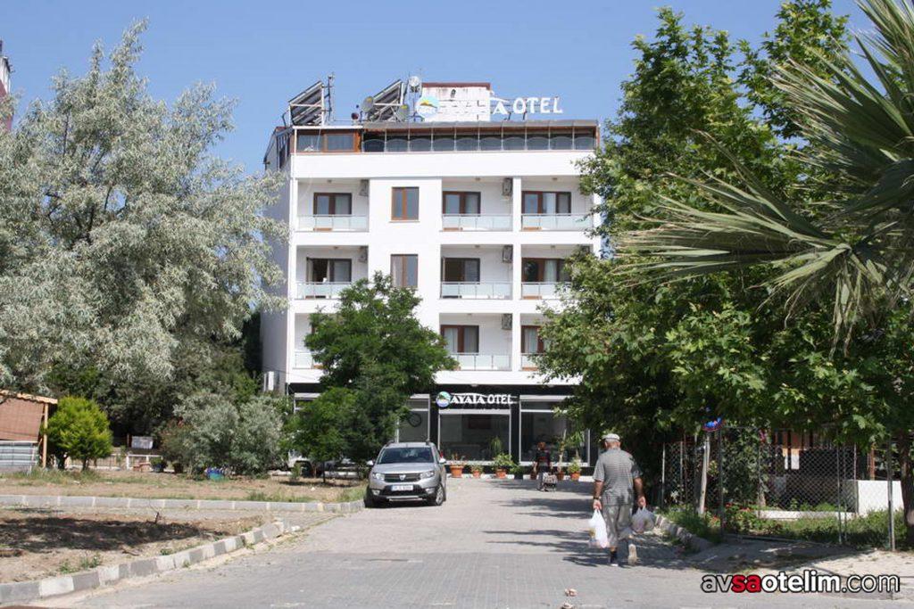 Avşa Adası Ayata Otel