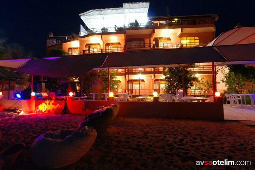 Avşa Adası Ayberk Otel