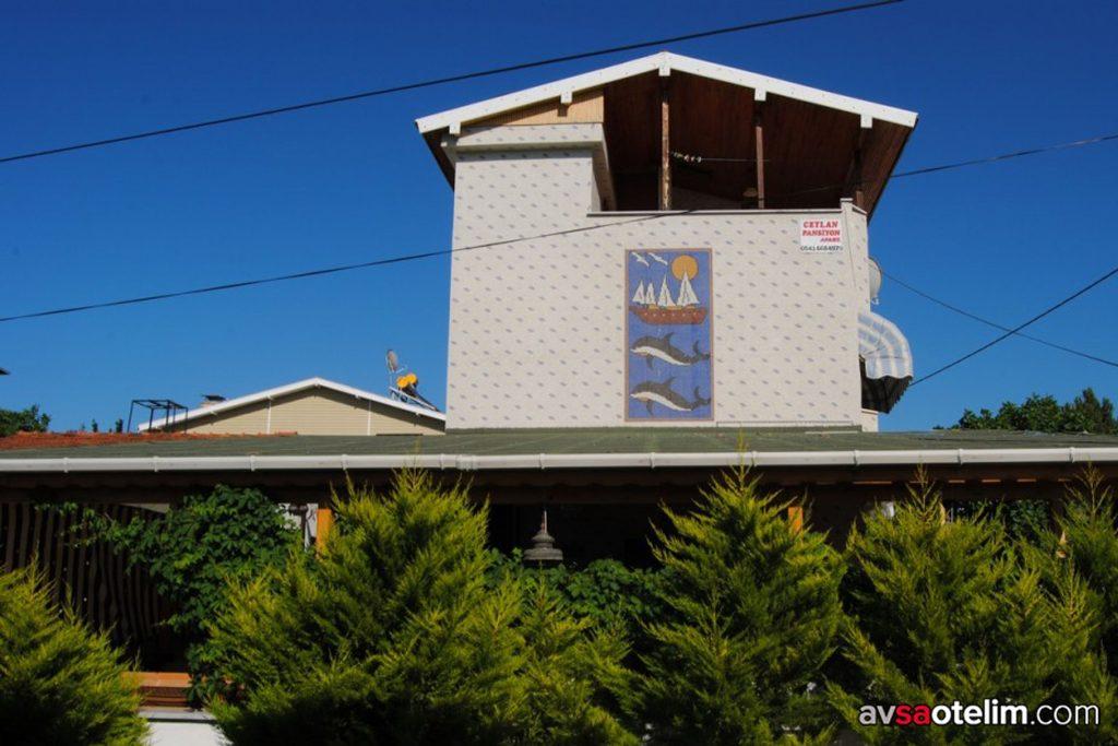 Avşa Adası Ceylan Pansiyon