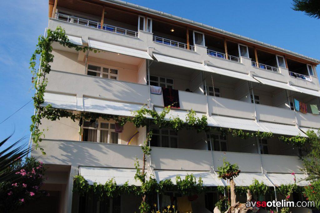 Avşa Adası Uçar Apart Otel