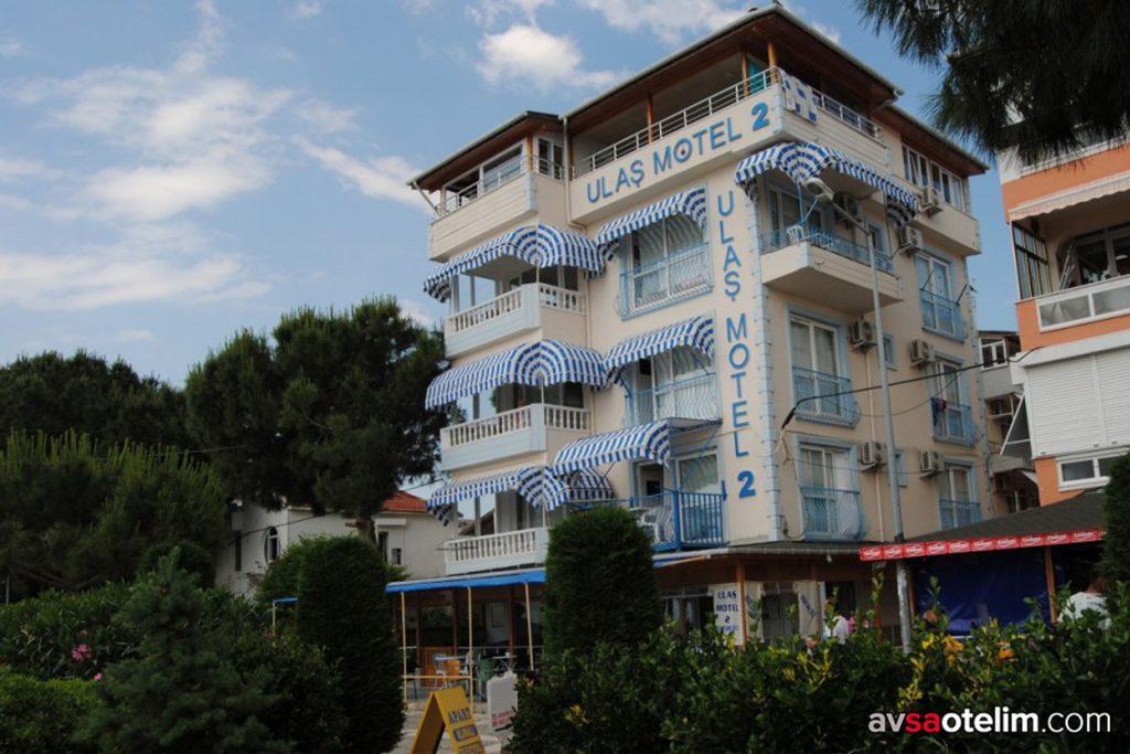 Avşa Adası Ulaş Apart Motel