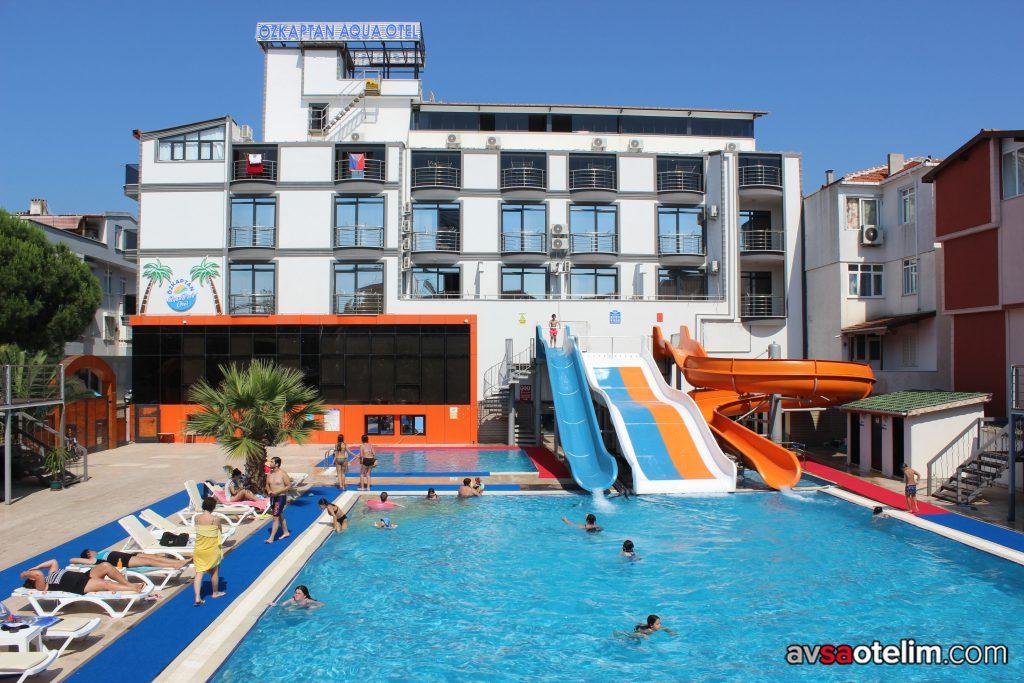 Avşa Adası Özkaptan Aqua Otel